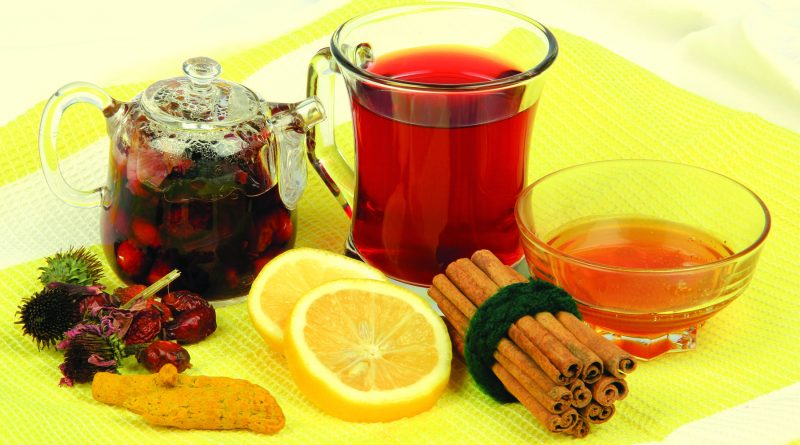 Natural Prevention for Colds and Flu's