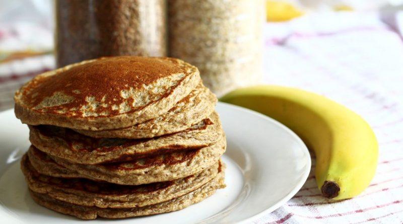 Gluten-Free Spice Pancakes