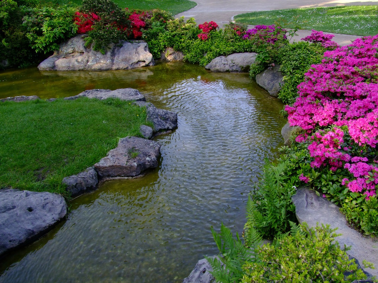 Key Elements of a Japanese Garden