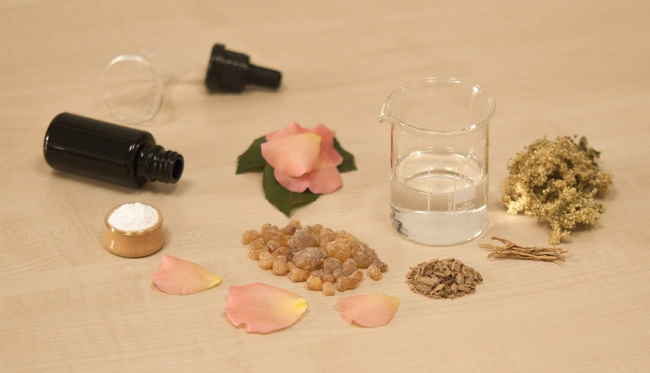 Essential Oils for Calming the Body