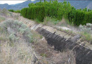 How Historical Irrigation made a Huge Difference in Osoyoos Valley