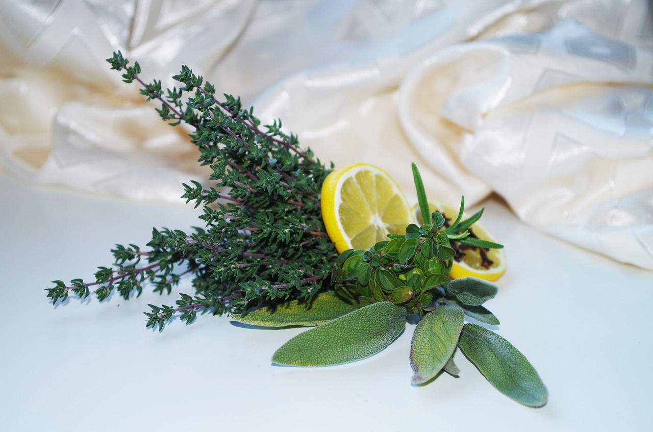 Four Benefits of Thyme