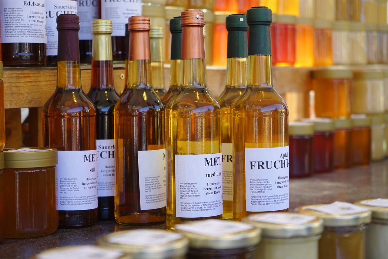 Mead or Honey Wine has Health Benefits