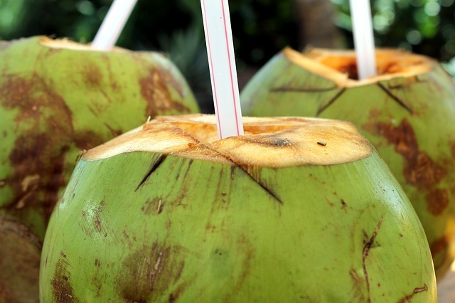 Astonishing Health Benefits of Coconut Water