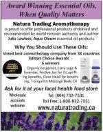 Natura Trading Aromatherapy