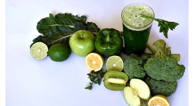 green foods for liver