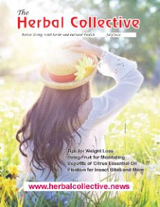 Herbal Collective July 2021 cover